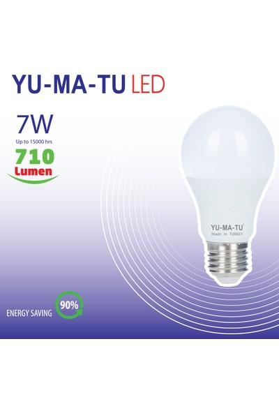 Yumatu 7 W E27LED Ampul
