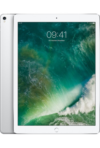"Apple iPad Pro WiFi Cellular 256GB 12.9"" QHD 4G Tablet - Silver MPA52TU/A"
