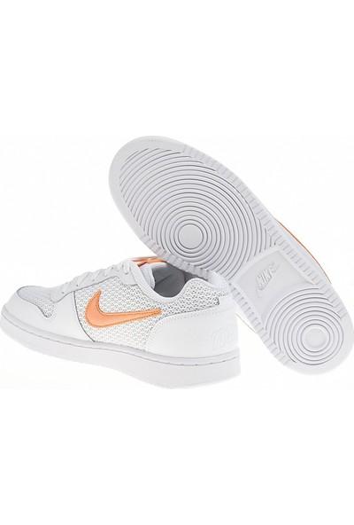 Nike Ebernon Low Günlük Spor Ayakkabı AQ1779 102