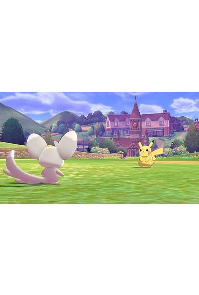 Pokemon Shield Nintendo Switch Oyun