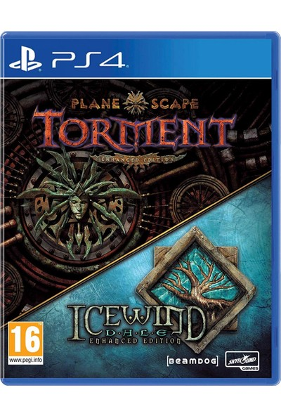 Planescape: Torment & Icewind Dale - Enhanced Edition PS4 Oyun