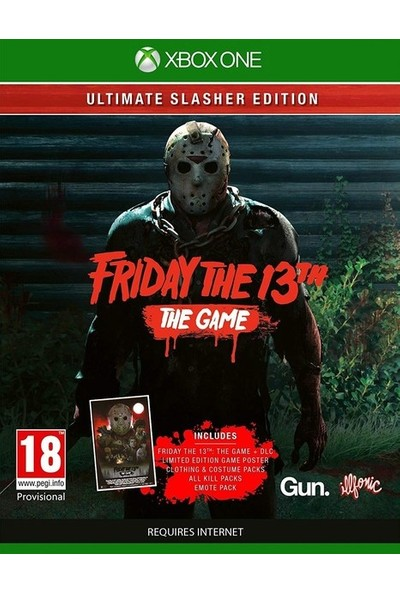 Friday The 13TH - Ultimate Slasher Edition Xbox One Oyun