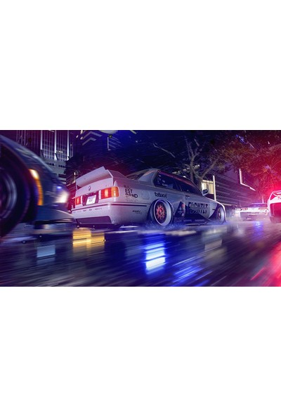 Need For Speed Heat PS4 Oyun