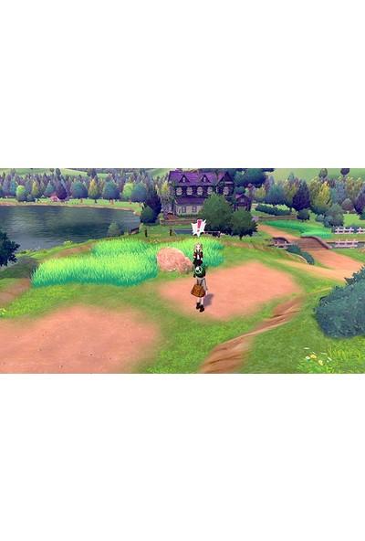 Pokemon Sword Nintendo Switch Oyun