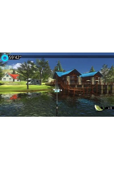 Legendary Fishing Nintendo Switch Oyun