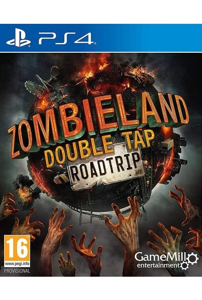 Zombieland: Double Tap - Road Trip PS4 Oyun