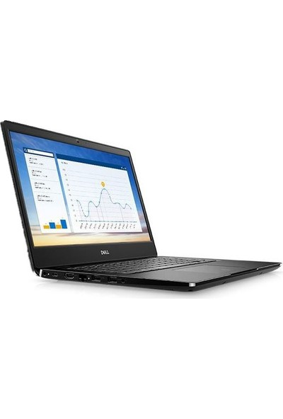 "Dell Latitude 3400 Intel Core i5 8265U 8GB 256GB SSD Windows 10 Pro 14"" FHD Taşınabilir Bilgisayar N016L340014EMEA-W"