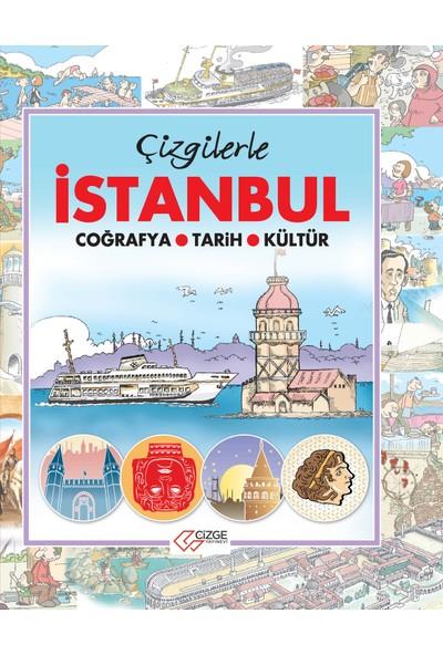 Çizgilerle Istanbul - Behzat Taş