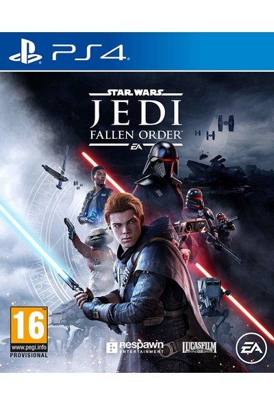 Star Wars Jedi: Fallen Order PS4 Oyun