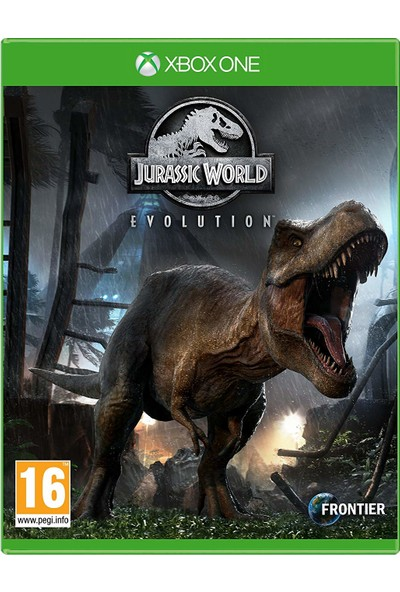 Jurassic World Evolution Xbox One Oyun