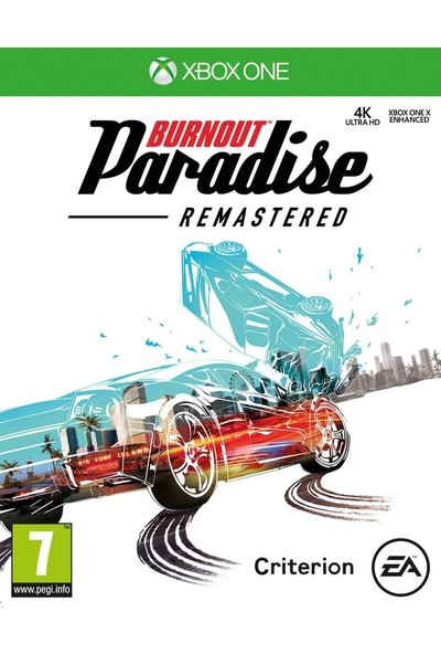 Burnout™ Paradise Remastered Xbox One Oyun