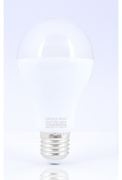 Ucs Aysan 12 Volt 15W 1425 Lümen LED Ampul