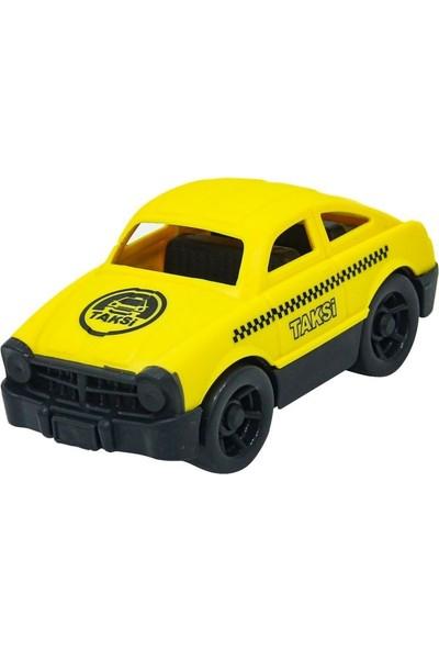 Yaka Oyuncak Mini Taksi