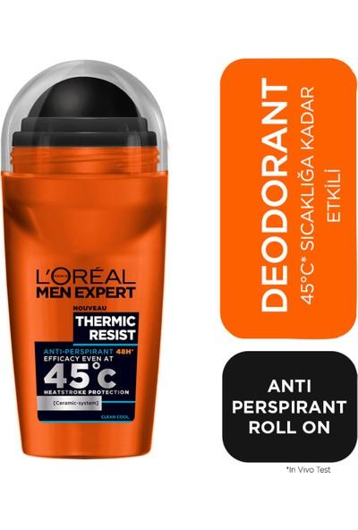 L'Oréal Paris Men Expert Thermıc Resıst Antı Perspırant Roll On 50ml
