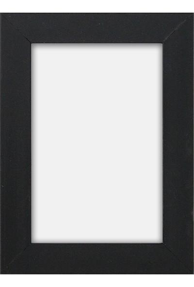 Hepsi Home Fotoğraf Çerçevesi Siyah 10 x 15 cm