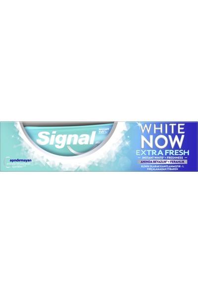 Signal White Now Extra Fresh Diş Macunu 75 ML