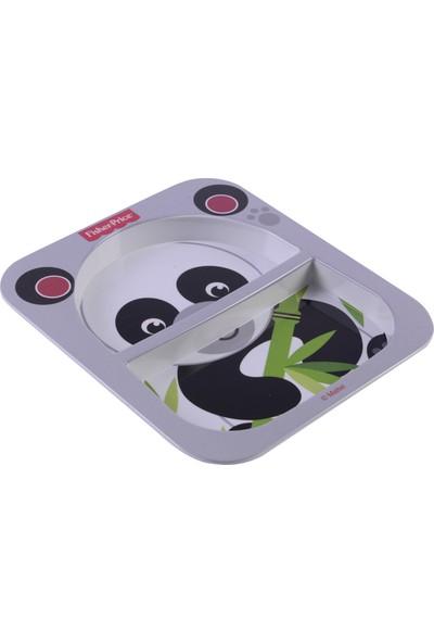 Fisher-Price Panda Bölmeli Mama Tabağı