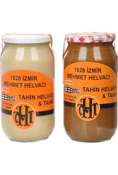1928 Mehmet Helvacı Çifte Kavrulmuş Tahin 1 kg Tahin 1 kg