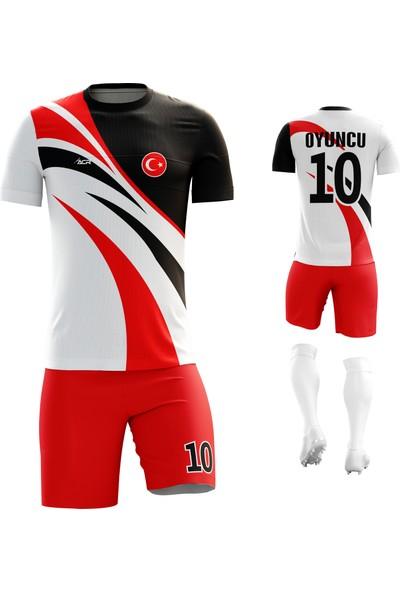 ACR Giyim - Lale - Kişiye Özel Futbol Forması Takımı