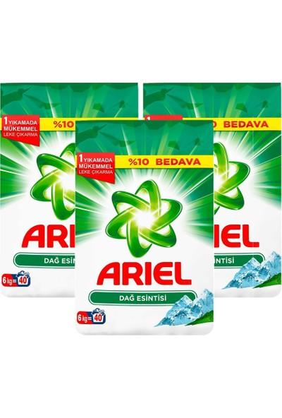 Ariel Toz Deterjan Dağ Esintisi (3ADET)