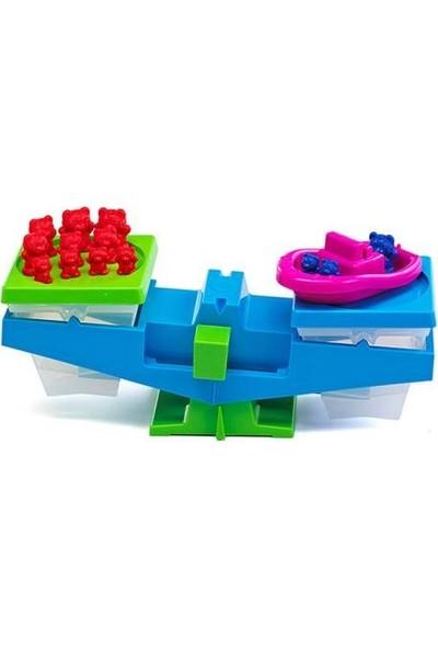 Montessori Katı Malzeme Terazisi