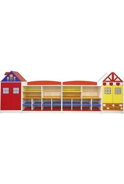 Montessori Ev Dolap Seti