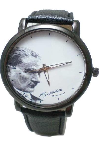 The End Atatürk İmzalı Kadın Erkek Kol Saati