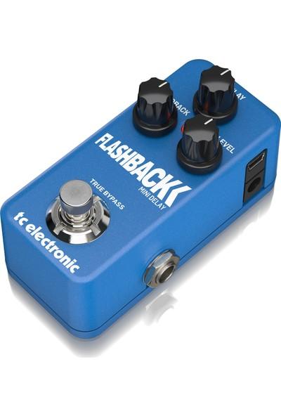 Tc Electronic Toneprint Flashback Pedal