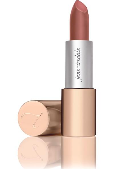 Jane İredale Triple Luxe Long Lasting Naturaly Moist Lipstick-Kremsi Nemlendiricili Mineral Ruj # Natalie 3,4 gr.