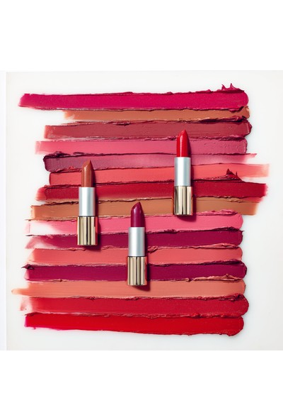 Jane İredale Triple Luxe Long Lasting Naturaly Moist Lipstick-Kremsi Nemlendiricili Mineral Ruj # Sharon 3,4 gr.