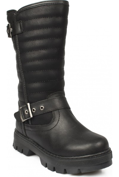 Vicco 941.f19K.319 Filet Çizme Siyah Çocuk Çizme
