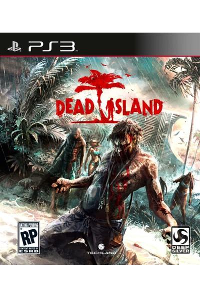 Dead Island Ps3 Oyun