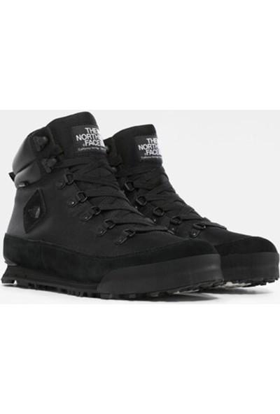 The North Face Erkek Trekking Bot Ve Ayakkabısı NF00CKK4KX71 Siyah M Back-2-Berkeley Nl
