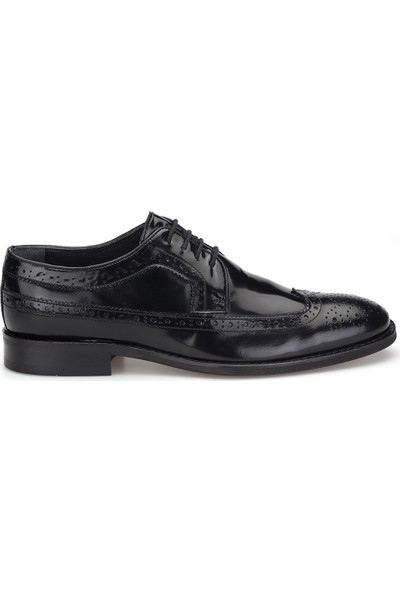 Pedro Camino Erkek Klasik Ayakkabı 18215 SİYAH ACMA