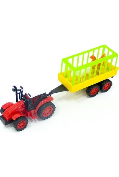 Karakuş Sürtmeli Traktör
