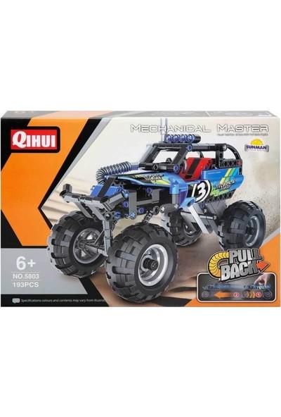 Sunman Qihui Kendin Yap Çekbırak Jeep