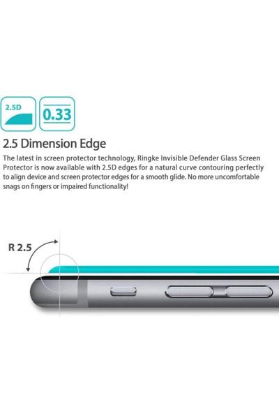 Case 4U Xiaomi Redmi 8 - 8A Cam Ekran Koruyucu Nano Şeffaf
