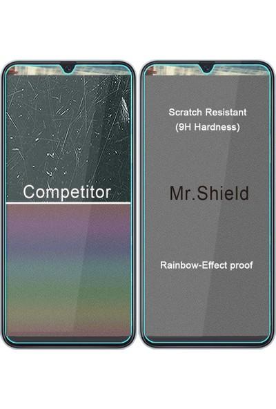 Case 4U Samsung Galaxy M31 / M30S Cam Temperli Ekran Koruyucu Şeffaf