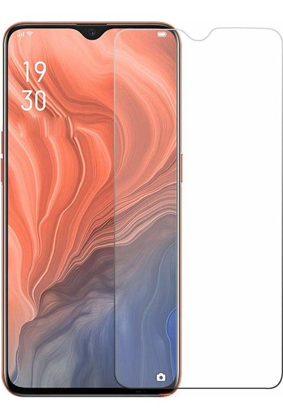 Case 4U Oppo A5 - A9 2020 Cam Ekran Koruyucu Nano Şeffaf