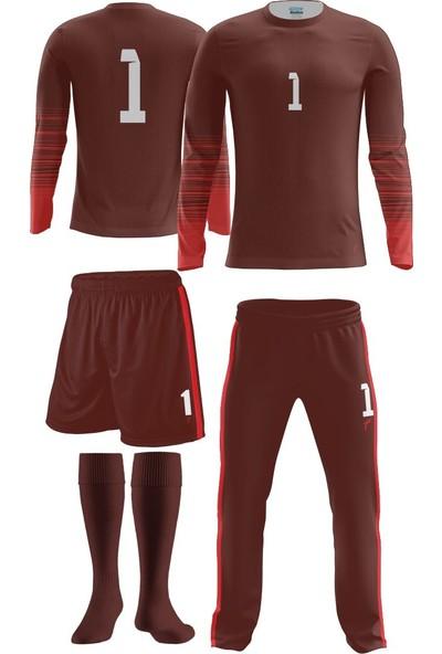 Freysport Active Kaleci Forması (Forma + Uzun Alt + Şort + Çorap)
