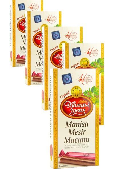 Macun-I Mesir Manisa Mesir Macunu 5 Li Çubuk 5 Li Avantaj Paketi