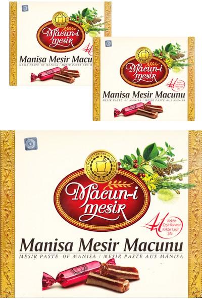 Macun-I Mesir Manisa Mesir Macunu Special Kutu 195 gr 3 Lü Avantaj Paketi