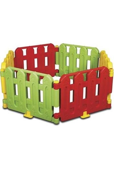Montessori Plastik Oyun Çiti King Kids Fs 9000