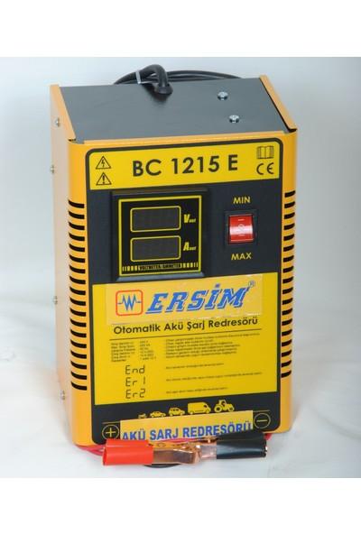 Ersim Otomatik Akü Şarj Cihazı (12 V / 15 Amp)