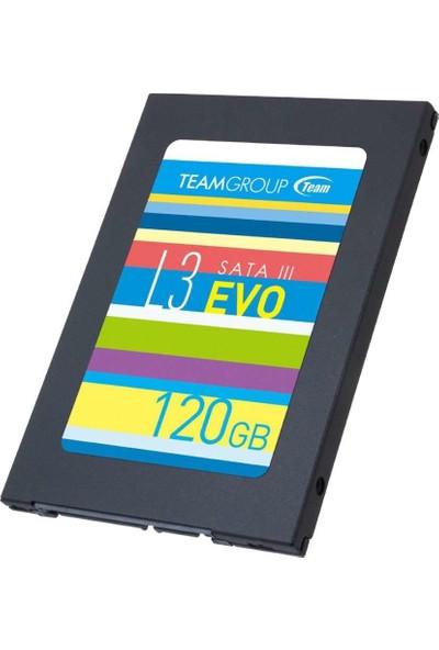 "Team120GB 2.5"" 530MB-470MB/s Sata 3 SSD T253LE120GTC101"