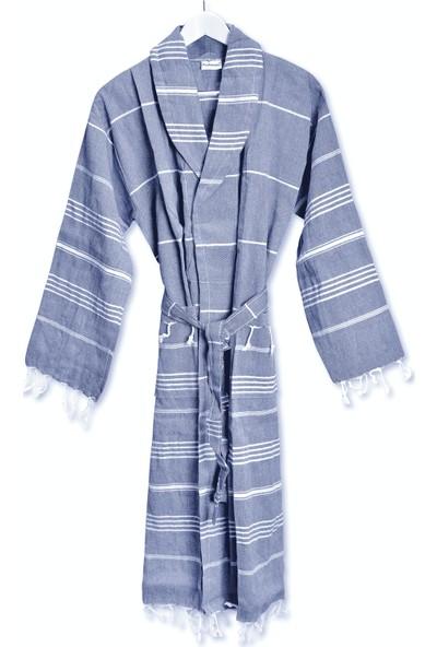 Mco Tekstil Pestemal Bornoz