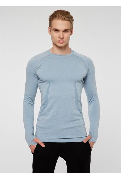 Jerf Maine Tişört Mavi