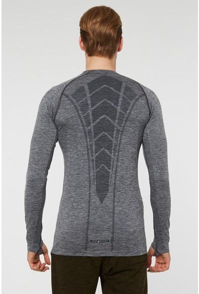 Jerf Maine Tişört Gri