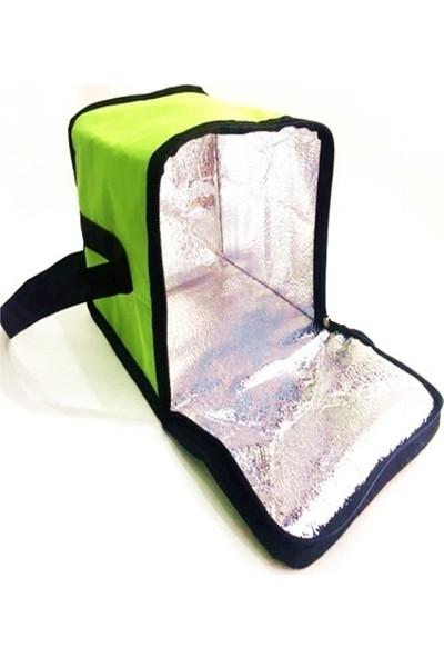 Carneil Ilaç Taşıyıcı Çanta Sıcak Soğuk Korumalı Alüminyum Folyo Kaplı Koruyucu