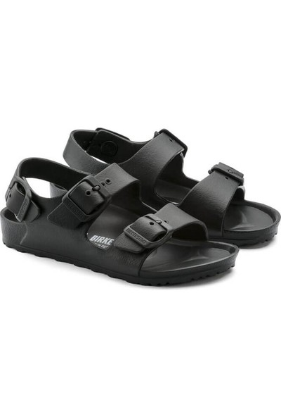 Birkenstock 1009353 Çocuk Casual Sandalet Siyah